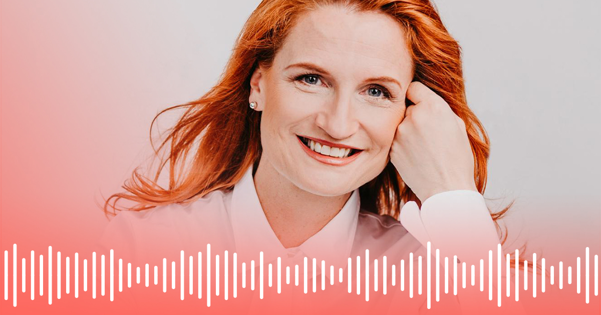 Podcast mit Katrin Gugl