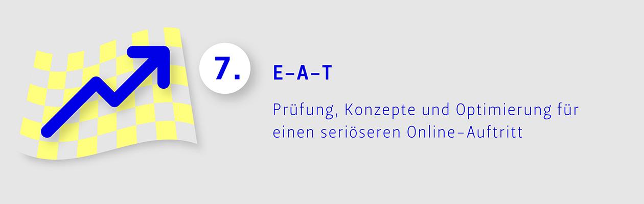 Schritt 7: E-A-T
