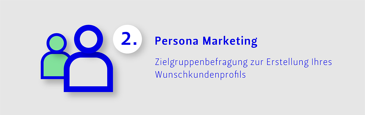 Schritt 2: Persona Marketing