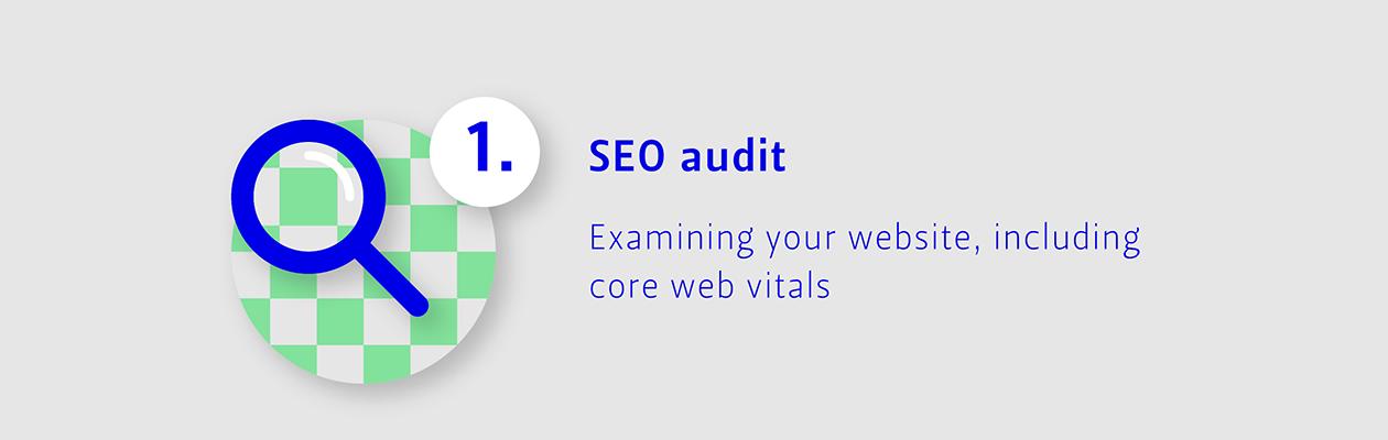 Step 1: SEO audit